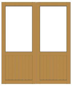 Porte classique soumission